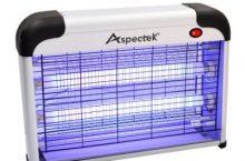 Test et avis du destructeur d'insectes ASPECTEK : le meilleur rapport qualité/prix